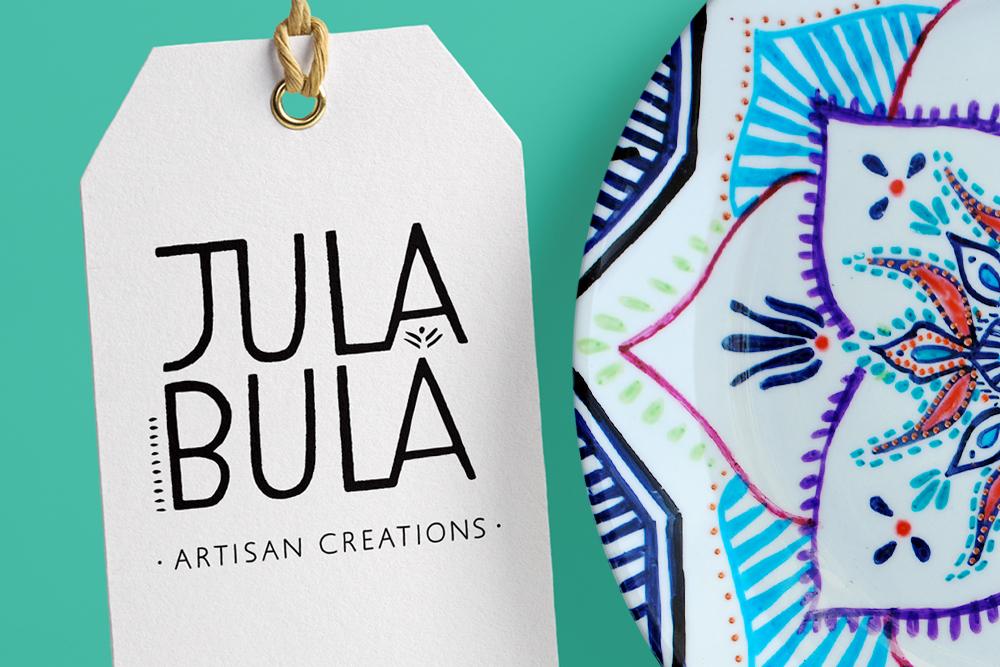 Jula Bula artist branding