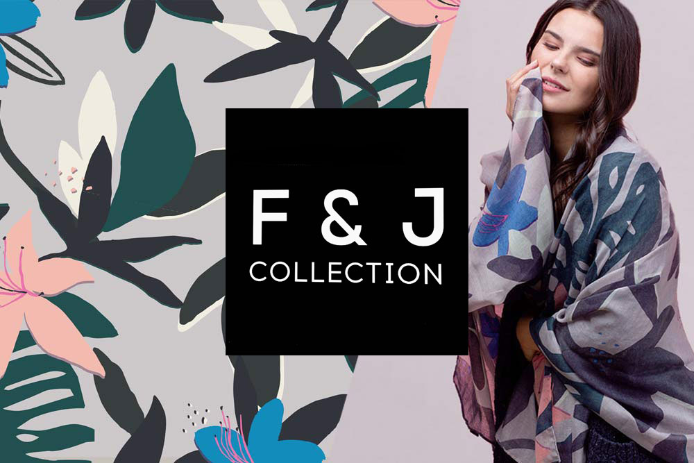 Freelancer surface pattern designer for F&J collection