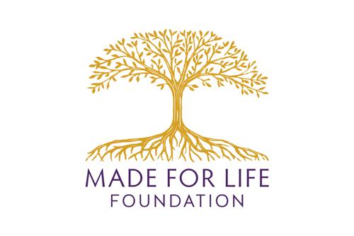 Made For life foundation logo