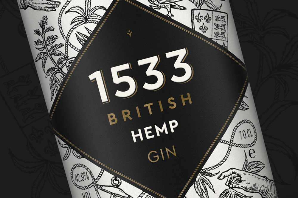 Gin-label-design-branding-1533-hemp-gin-folio